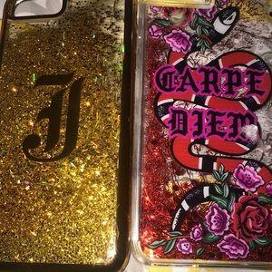 iPhone 7Plus & 8Plus case bundle